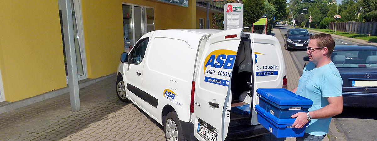 ASB - unsere Leistungen