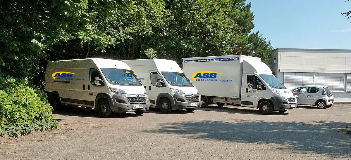 ASB - unser Service für Sie