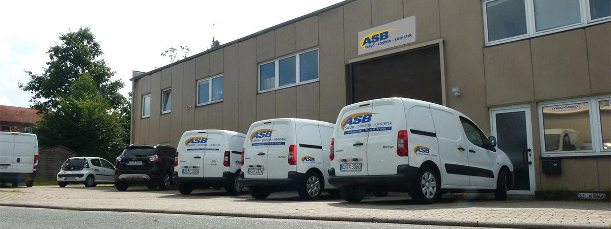 Impressum - ASB Cargo Courier Logistik
